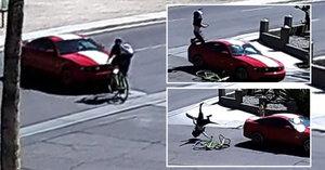 Brutální pomsta za virus HIV: Žena přejela nakaženého partnera autem!