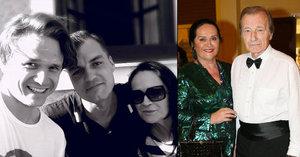 Hana Gregorová (63) a její zajíček (31): Potkali se, když ještě Brzobohatý žil!