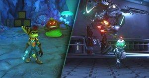 Chlupáč a robůtek poprvé a zároveň znovu v akci: Recenze Ratchet & Clank