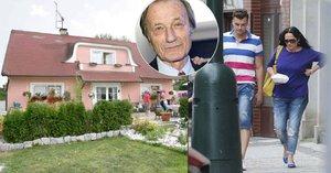 Zamilovaná Gregorová (63) opustila vilu po Brzobohatém: Hnízdečko lásky s novým milencem (31)!
