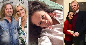 Maminky Vojtková a Něrgešová: Porod v jeden den a selfie ze sálu
