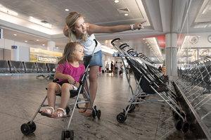 Prázdniny začínají už v odletové hale