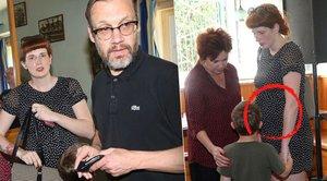 Těhotná přítelkyně Davida Matáska: S jeho synem ruku v ruce!