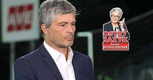 Ostrý jazyk Jany Postlerové: Fotbalový expert Karoch má línou pusu!