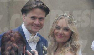 Svatba Brzobohatého a Kuchařové: Jaké mají novomanželé příjmení? Svatebčané o tom mluvili!