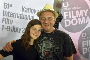 Petr Čtvrtníček a jeho dcera Anna: Jsou si podobní jako vejce vejci! A je i tak praštěná?