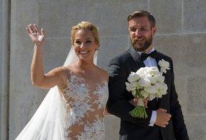 Z Wimbledonu rovnou k oltáři: Tenistka Cibulková se vdala