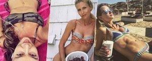 7 českých krásek předvedlo svá sexy těla v barevných a trendy plavkách! Černé už odzvonilo