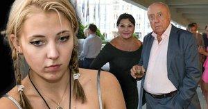 Mrazivý vzkaz zhnusené dcery Patrasové a Slováčka: V tomhle světě už nechci být!