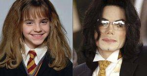 """Michael Jackson (†50) chtěl za ženu """"Hermionu"""" Emmu Watson, nová kniha přináší šokující odhalení"""