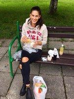 Aneta Vignerová diety neřeší: Salát z krabičky a rohlíky pro modelku nejsou problém