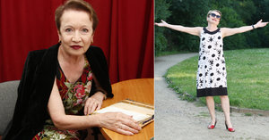 Z rakoviny vyléčená Maciuchová: Šlápla do pedálů a projela Dolomity