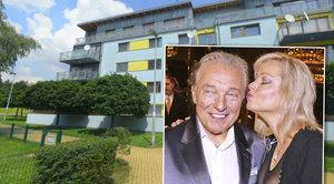 Karel Gott platí utajený byt! Kdo v luxusní novostavbě žije?