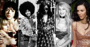 Mick Jagger slaví 73! Které ženy mu prošly postelí? Jolie ho opustila, Bianca odkopla, L'Wren se zabila