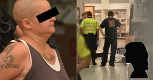 Vražedkyni z Tesca hrozí doživotí: V červenci na Smíchově ubodala zákaznici