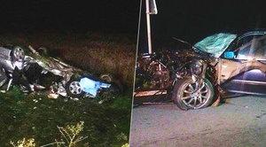 Rodiče zemřeli, dcerka (3) má zranění hlavy: Viníkem mladá řidička (26)?
