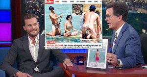 Hezounek Jamie Dornan: Místo Kubiše řešil Bloomův »chobot«!