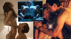 Dnes je Mezinárodní den orgasmu: Podívejte se na nejznámější erotické scény