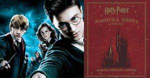 Recenze: Otevřete knihu Magická místa z filmu a vejděte do Bradavic