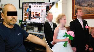Exkluzivní zpověď otce ženicha na útěku: Proč můj syn řekl »NE«