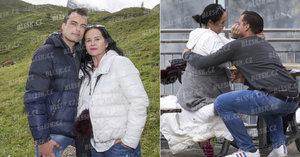 Hana Gregorová (63) a její milenec (32): První hádka po zásnubách!