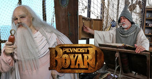 Jan Rosák (68) bude moudrý strážce Pevnosti Boyard, nahradí otce Fourase