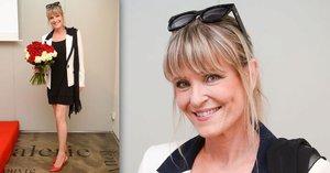 Chantal Poullain slaví 60! Tak hubená v životě nebyla! Co se děje?
