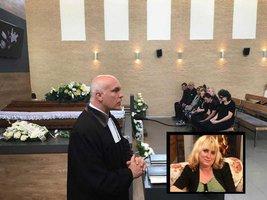 Pohřeb Martinky (†34) z Turca: Všichni se na ni vykašlali! Přišla jen hrstka nejbližších...
