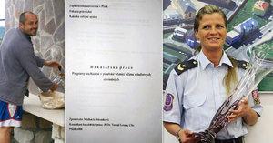Další skandál ve vedení největší věznice v Česku: Vedoucí bachařka opsala diplomku od kolegy