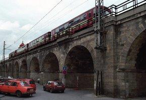 Opravy Negrelliho viaduktu začnou v létě: Cestující se nedostanou na Masaryčku