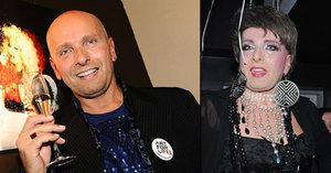 Dvě tváře vizážisty hvězd Iva Špese (†54): Úspěšný muž i transvestita s přezdívkou Ivana Trumpová!