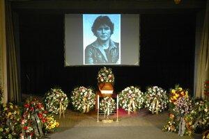 Pohřeb Pavla Nováka (+64): Nad rakví zazpíval sám sobě!