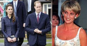 Princ William před výročím smrti princezny Diany: Lituji, že jsem nemluvil dřív!
