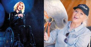 Otevřený rozhovor Mariky Gombitové: Měla jsem co dělat, abych přežila!