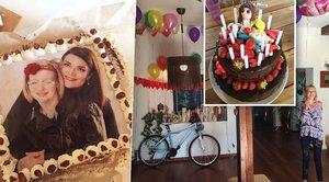 Dcera Mahuleny Bočanové už je slečna: Takhle slavila své 15. narozeniny