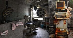 Vítejte v nejhorší noční můře: Snímky z opuštěných nemocnic nahání husí kůži!