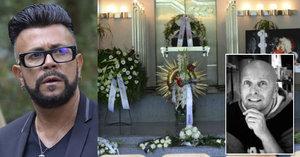 Smrt vizážisty Ivo Špese (†54): Na pohřeb se mu složili kamarádi!