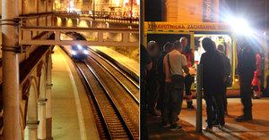 Děsivý pokus o sebevraždu! Mladík (20) z Klatov se chtěl nechat přejet vlakem