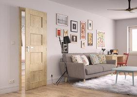 Jaké mají být interiérové dveře? Nejen krásné, ale i odolné!