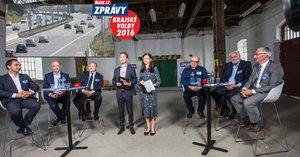 Hašek chystá volební last minute pro dopravu v kraji. Opozice mu už hrozí soudem