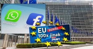 Brusel chce kvůli teroristům zkrotit Facebook a Skype. Dejte pozor, co píšete