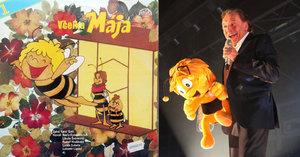 Včelka Mája slaví 40 let, Karel Gott ji původně vůbec nechtěl zpívat!