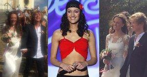Krásná finalistka SuperStar se tajně vdala! Vzala si Káju Maříka