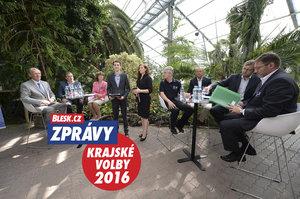 Paktování s xenofoby a zneužitý Babiš? Lídři v Olomouci probírali své škraloupy