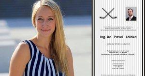 Prokletí partnerky sudího Lainky (†24): Těhotné vdově po rozhodčím zemřel už druhý partner!