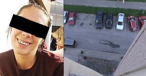 Lenka (†33) vyhodila synka z okna a skočila za ním: Její partner se po tragédii zhroutil