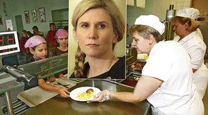 Hádka o jídelníček dětí ve školách: Stravují se podle 26 let starých norem
