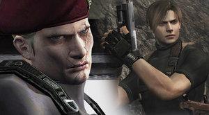 Resident Evil bez zombií, se spoustou akce, ale ne beze strachu. Čtvrtý díl změnil tvář herních hororů
