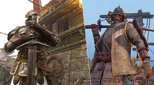 Vikingové vs. samurajové vs. rytíři: Dojmy z uzavřené Alphy For Honor