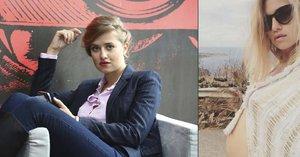 Emma Smetana před porodem panikaří: Epidurál chci, svatbu ne!